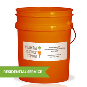 compost collection residential service