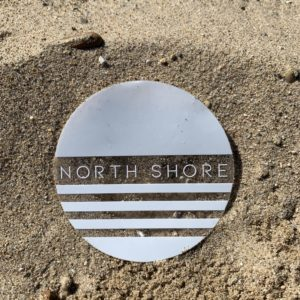 NORTH SHORE VIBE STICKER
