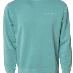 NORTH SHORE VIBE CREW NECK SWEATHSHIRT